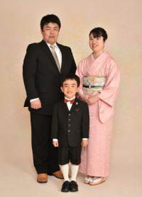 入学式 ご家族撮影